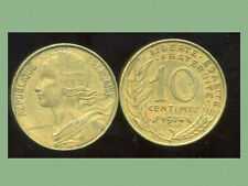 FRANCE  FRANCIA  10 centimes 1974 marianne   ( bis )