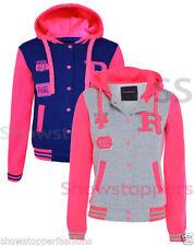 Sweats et vestes à capuches rose pour fille de 2 à 16 ans