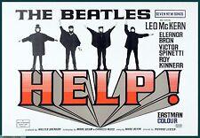 HELP! (1965) DVD BEATLES MUSICAL