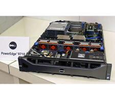DELL PowerEdge R710 Server 2xSix-Core Xeon 3.06GHz + 72GB RAM + 6x3TB SATA H700