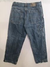 Urban Up Pipeline Distressed Men's Jeans Tag Size 34X30 Measures 34X29 #948