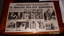 Advertising Italian Pubblicità Werbung : ANNABELLA PAVIA PELLICCE **1977**