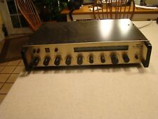 Fanon Pro Power T40 Amp with mixer AM/FM Radio Tuner Pro Grade everything works