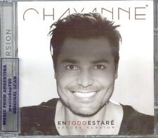 CHAYANNE EN TODO ESTARE DELUXE VERSION SEALED CD NEW 2014