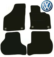 Deluxe Quality Car Mats for Vw Golf mk5 07-08 ** Tailored for Perfect fit :) **