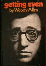 WOODY ALLEN - GETTING EVEN. Hardcover, 151 pages, 1973. Random House. Rare. VG++