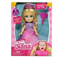 Love Diana Princess Diana Doll NEW 2020 **FREE NEXT WORKING DAY DELIVERY**