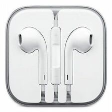 100% Genuine Apple Headphones Earphones Earpods With Mic for iPhone 5 5s 6 6s