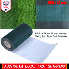 5mx15cm Synthetic Grass Tape Artificial Turf Tape Self Adhesive Lawn Carpet