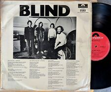 ROCK LP: BLIND FAITH South African release with alternative b&w cover POLYDOR