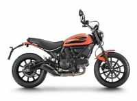 DUCATI SCRAMBLER SIXTY2 WORKSHOP SERVICE REPAIR MANUAL ON CD 2015 - 2018