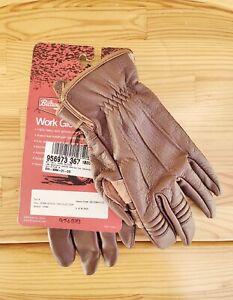 Biltwell Bantam Chocolate Motorcycle Gloves
