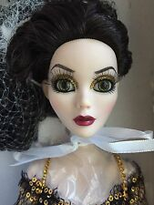 "Tonner Wilde Imagination Evangeline Ghastly GOLDEN GOTHESS 18.5"" LE350 Doll NRFB"
