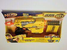 NERF N-Strike ICON Series Element EX 6 Blaster NIB
