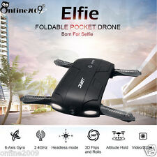 JJRC H37 Original 6-Axis Gyro RC Quadcopter Drone WIFI Selfie Foldable G-sens