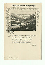 AK Gruß aus dem Riesengebirge