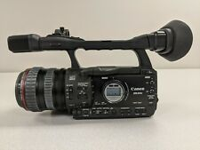 Canon Xh-A1 3Ccd Hdv High Definition 20x Hd Zoom Professional Camcorder + Extras