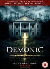 Demonic [DVD][Region 2]