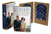 CAROLINE JACQUELINE KENNEDY HISTORIC CONVERSATIONS ON LIFE JOHN F KENNEDY 8 CDs