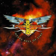 Brother Firetribe - Heart Full Of Fire (CD Jewel Case)