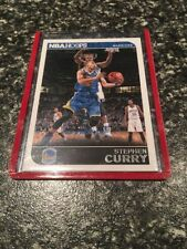 Stephen Curry NBA Basketball Trading Cards 2014-15 Season