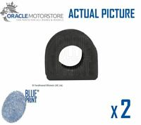 2 x NEW BLUE PRINT REAR ANTI-ROLL BAR STABILISER BUSH KIT OE QUALITY ADT38022