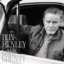 Don Henley Cass County Deluxe Digpak CD 4 Bonus Tracks 2015 &