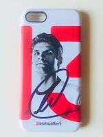 Thomas Müller iPhone 7 /8 Handyhülle Case mit Original Unterschrift Autogramm WM