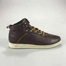 Es Leland LX Skate Trainers Brand new in box Brown/Grey UK Size 7,8,9,10