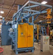 Spinner Hanger Type Blast Machine, Shot Blast, Shotblaster, Shotblast System