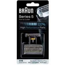 Genuino BRAUN 8000 8595 8995 360 Activador cortador de papel de aluminio y Combi Pack 51S Nuevo