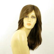 mid length wig for women light brown golden ref ZELINDA 12  PERUK