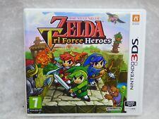 JEU NINTENDO 3DS 2DS ZELDA TRI FORCE HEROES