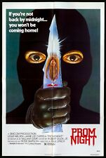 16mm PROM NIGHT (1980).  LPP color horror feature film WITH VINEGAR SYNDROME