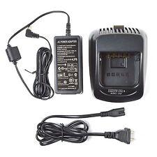 Rapid Charger KSC-32 For Kenwood NX200 NX300 NX410 TK5210 Portable Radio