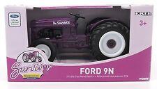 2017 ERTL 1:16  *FORD* Model 9N Purple *SURVIVOR* Special Edition Tractor *NIB*