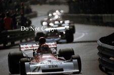 Niki Lauda BRM P160E Monaco GP 1973 Photograph 3
