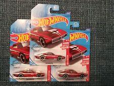 2020 Hot Wheels Target Red Edition Lot Of 36 Mustang Custom Otto McLaren P1