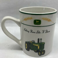 Officially Licensed Collectible JOHN DEERE TRACTORS Ceramic Coffee Mug/ Tea Cup