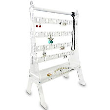 Ikee Design Acrylic Jewelry Display Earring Stand Organizer Holder Eiffel Tower