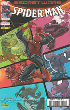 SECRET WARS SPIDER-MAN N° 1 couv 2/2 Marvel France Panini comics