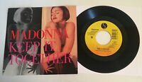 Madonna / Rarest sleeve! with 45rpm / Keep It Together / Sire '89 / Great!