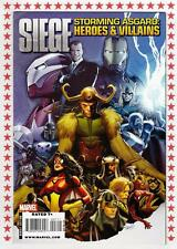 Siege: Storming Asgard: Heroes & Villains #1 ONE SHOT  - 2010 - Marvel,