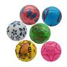 4x Kinderball Ø 22 cm Fussball Kunststoffball Plastikball Mitgebsel