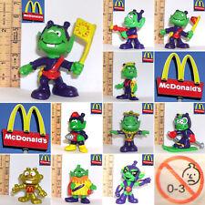 Bully Sniks Astrosniks Werbe-Figuren Mc Donald 's Made in Hong Kong promo figure