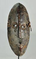 Rare Masque Congo RDC PERE ? NGBAKA ? Mask  African Tribal Art Africain 1214