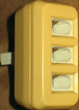Landline Telephone Three-way Adapter - Free Postage