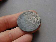 Manchester Weekly Times Newspaper England Token Keep This, It May Be...Vintage