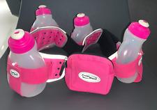 Pink FuelBelt 4 Bottle Belt