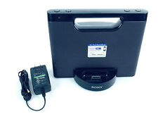 Sony personal audio docking system model number RDP-M5iP